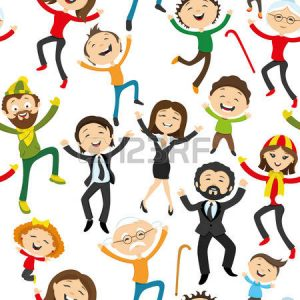 happy to help group clipart