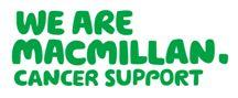 logo for we are macmillan cancer support