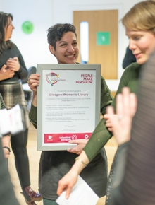 photo of Volunteering Charter Mark Awards