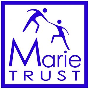 the marie trust logo