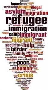 word regarding refugees
