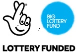 logo for the Big Lottery Fund - Lottery Funded