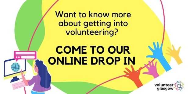 Come to our online drop in