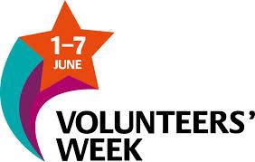 Volunteers Week 1-7 June